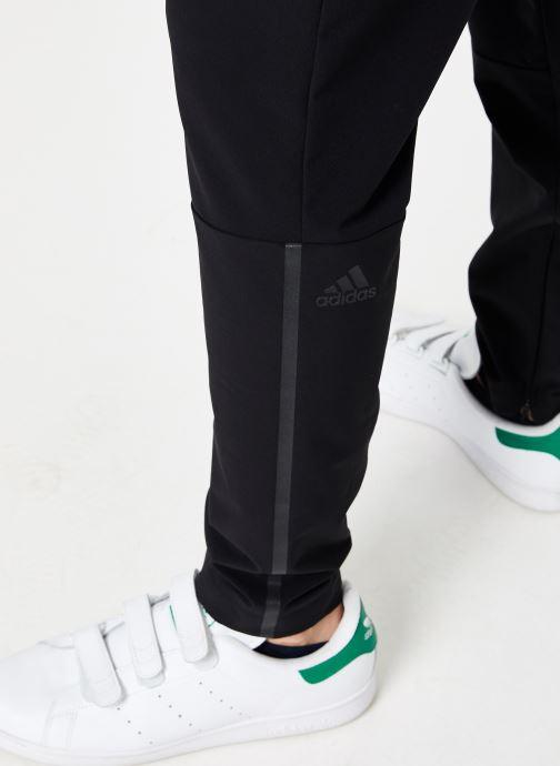 Vêtements adidas performance M Zne Pnt Wvn Noir vue face