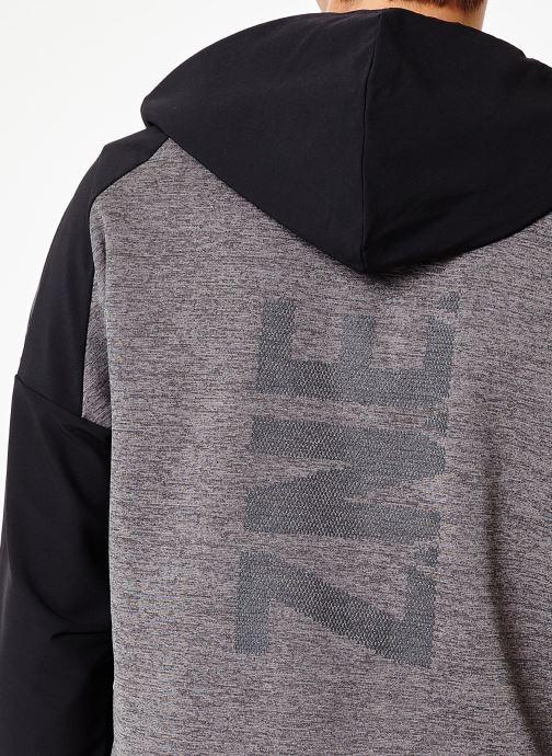 Vêtements adidas performance M Zne Hd Hybrid Noir vue face