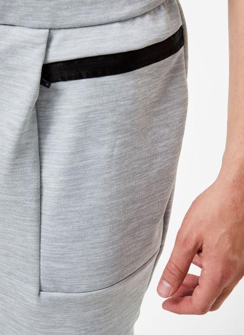 Vêtements adidas performance M Id Sweat Pt Gris vue face