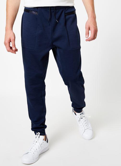 Vêtements adidas performance M Id Sweat Pt Bleu vue détail/paire