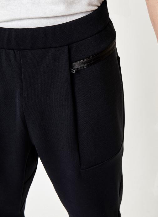 Vêtements adidas performance M Id Sweat Pt Noir vue face