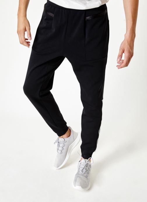 Vêtements adidas performance M Id Sweat Pt Noir vue détail/paire