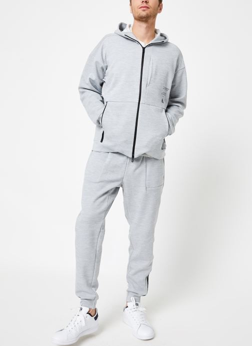 adidas performance Sweatshirt hoodie - M Id Sweat Hd (Gris) - Vêtements (399507)