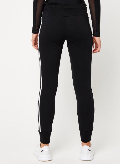 Vêtements adidas performance W Mh 3S Pant Noir vue portées chaussures