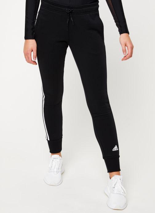 Vêtements adidas performance W Mh 3S Pant Noir vue détail/paire