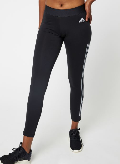 Vêtements adidas performance W Mh 3S Tight Noir vue détail/paire