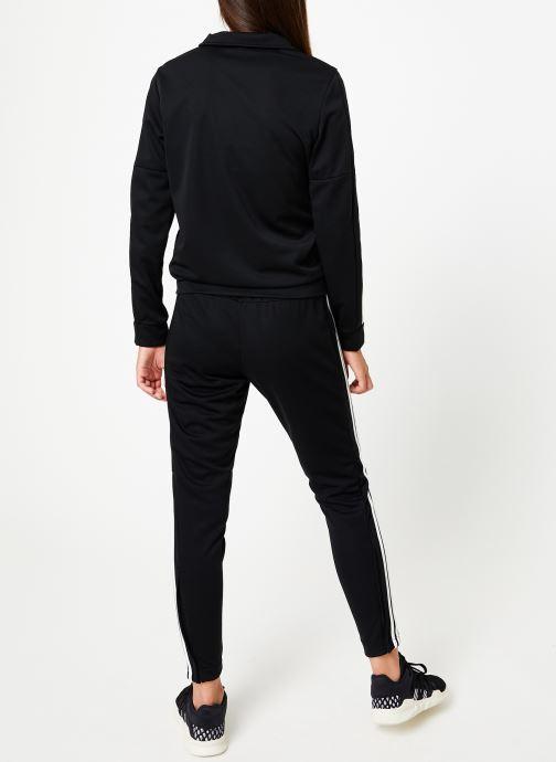 Vêtements adidas performance Wts Team Sports Noir vue portées chaussures
