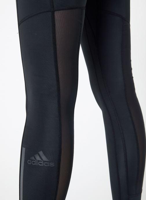 Vêtements adidas performance W Zne Tight Noir vue face