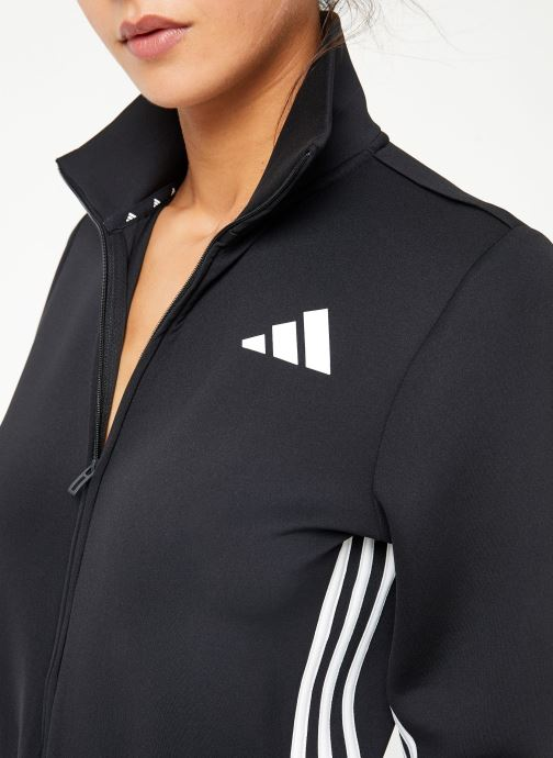 Vêtements adidas performance W Tp Onsie Noir vue face