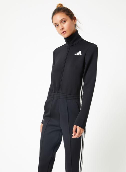 Vêtements adidas performance W Tp Onsie Noir vue droite