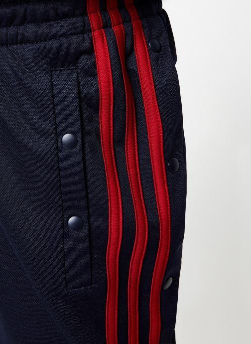 Vêtements adidas performance W Id 3S Snap Pt Bleu vue face
