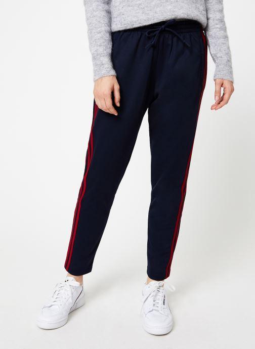 Vêtements adidas performance W Id 3S Snap Pt Bleu vue détail/paire