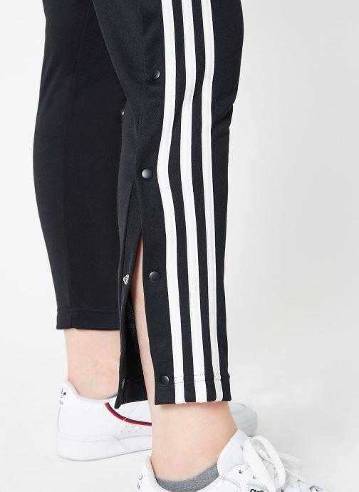 Kleding adidas performance W Id 3S Snap Pt Zwart voorkant