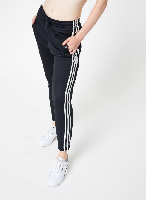 Vêtements adidas performance W Id 3S Snap Pt Noir vue détail/paire