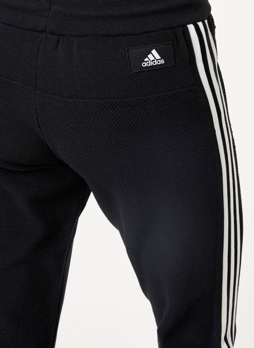 Vêtements adidas performance W Id Knit Pant Noir vue face