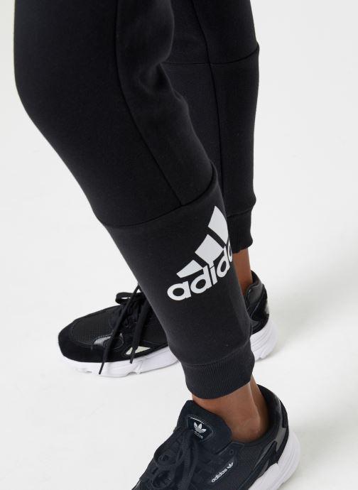 Vêtements adidas performance W Mh Bos Pant Noir vue face