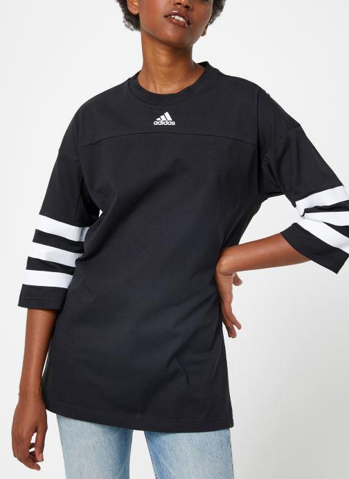 Vêtements adidas performance W Sid Jersey Noir vue détail/paire