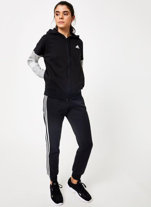 Vêtements adidas performance Wts Co Energize Noir vue bas / vue portée sac