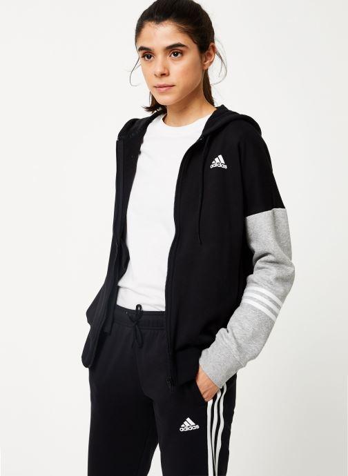 Vêtements adidas performance Wts Co Energize Noir vue droite