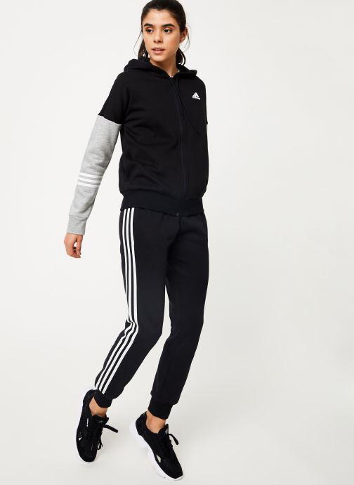 Kleding adidas performance Wts Co Energize Zwart detail