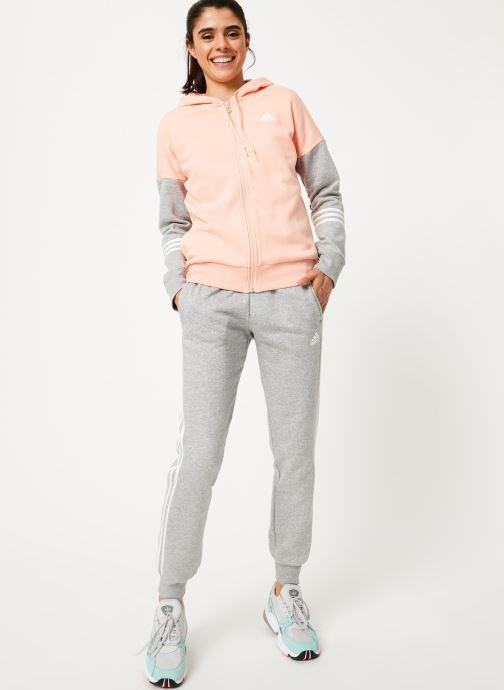 Vêtements adidas performance Wts Co Energize Gris vue bas / vue portée sac