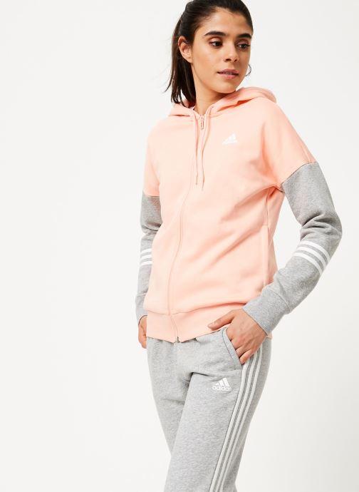 Vêtements adidas performance Wts Co Energize Gris vue détail/paire