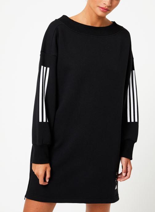 Vêtements adidas performance W Id Tunic Noir vue droite