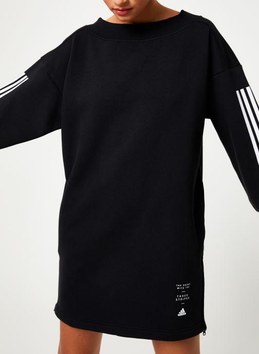 Vêtements adidas performance W Id Tunic Noir vue détail/paire