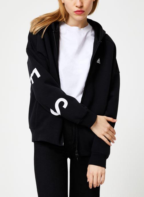Sweatshirt hoodie - W S2S Swt Fzhd