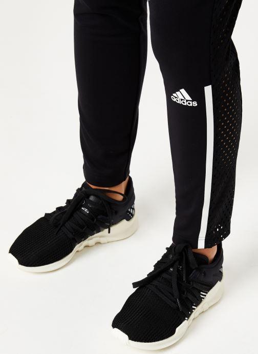 Vêtements adidas performance W Zne Pt Ai Q3 Noir vue face