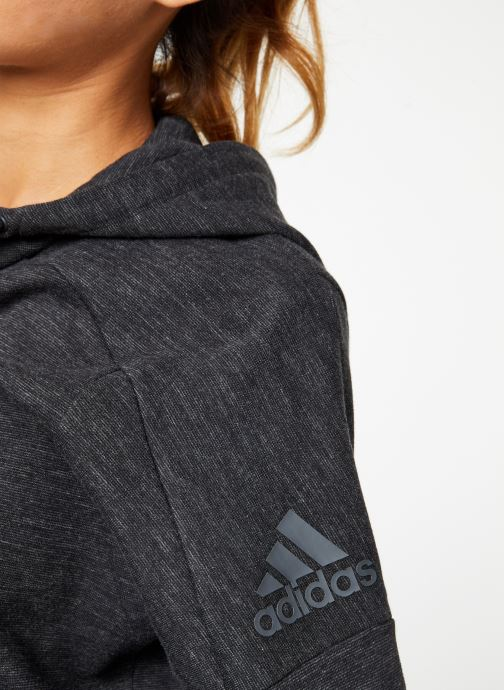 adidas performance Sweatshirt hoodie - W Id Melang Hd (Noir) - Vêtements chez Sarenza (399662) hkkHK