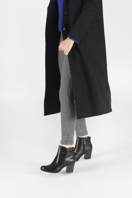 Bottines et boots Tamaris Doli Noir vue bas / vue portée sac