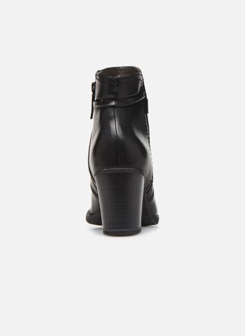 Bottines et boots Tamaris Doli Noir vue droite