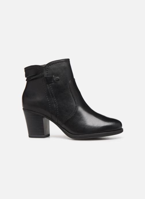 Boots en enkellaarsjes Tamaris Doli Zwart achterkant