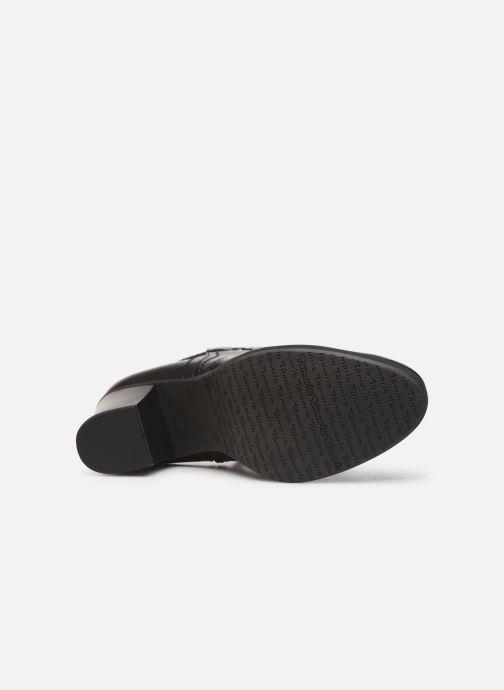 Bottines et boots Tamaris Doli Noir vue haut