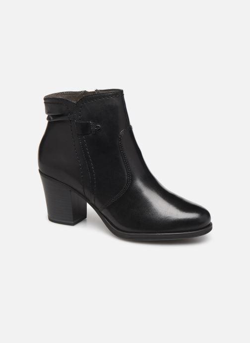Boots en enkellaarsjes Tamaris Doli Zwart detail