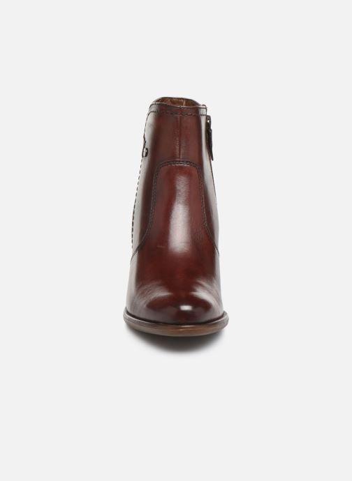 Boots en enkellaarsjes Tamaris Doli Bruin model