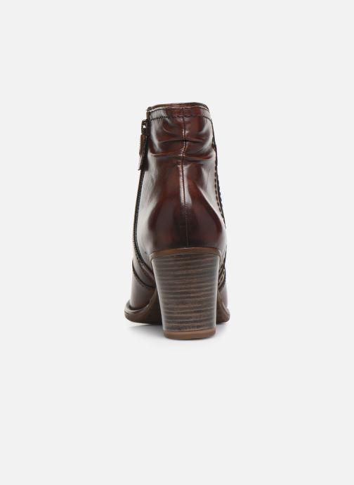 Boots en enkellaarsjes Tamaris Doli Bruin rechts