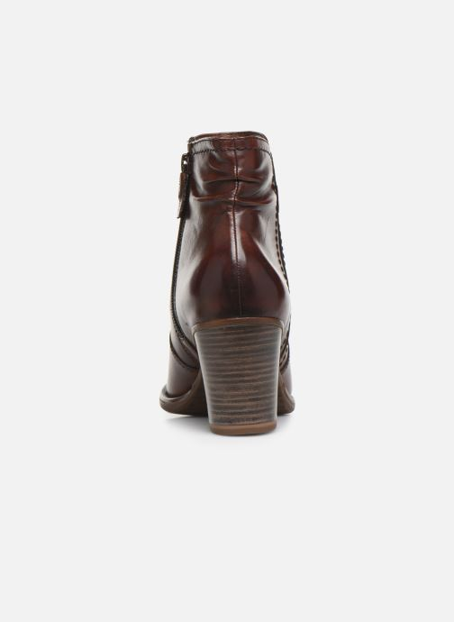 Bottines et boots Tamaris Doli Marron vue droite