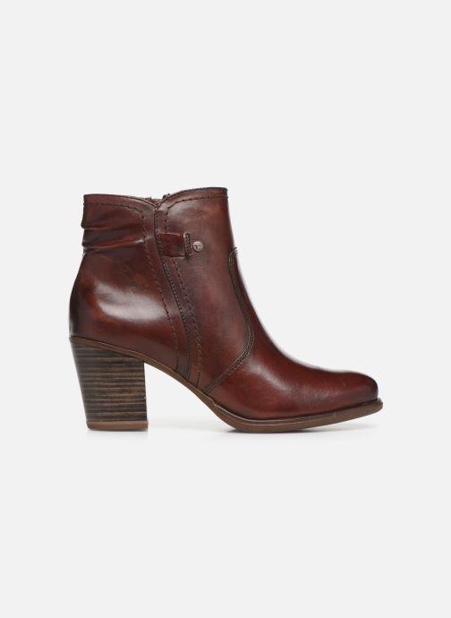 Boots en enkellaarsjes Tamaris Doli Bruin achterkant