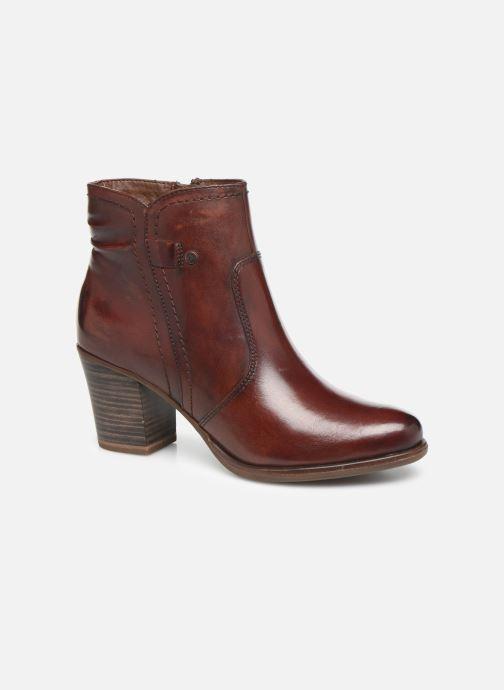 Boots en enkellaarsjes Tamaris Doli Bruin detail