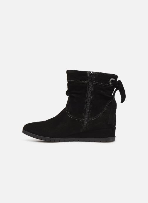 Bottines et boots Tamaris Patti Noir vue face