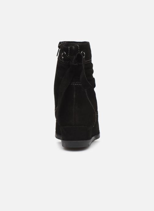 Bottines et boots Tamaris Patti Noir vue droite
