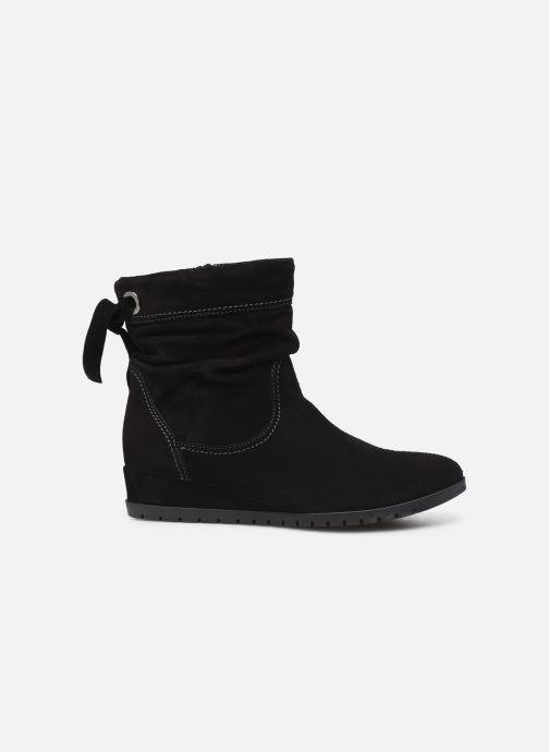Bottines et boots Tamaris Patti Noir vue derrière