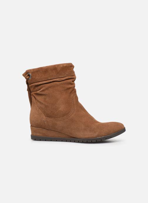 Bottines et boots Tamaris Patti Marron vue derrière