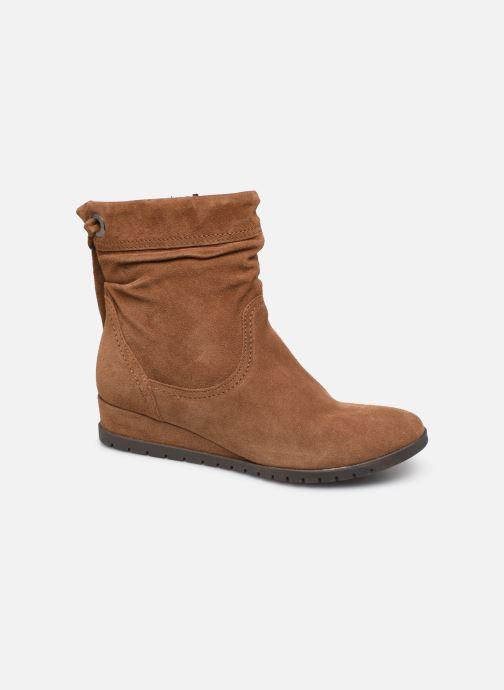 Boots en enkellaarsjes Tamaris Patti Bruin detail