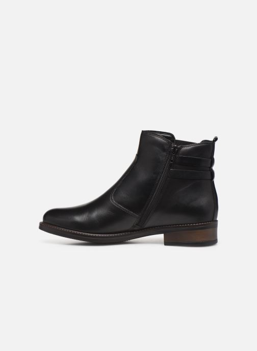 Bottines et boots Tamaris Sali Noir vue face