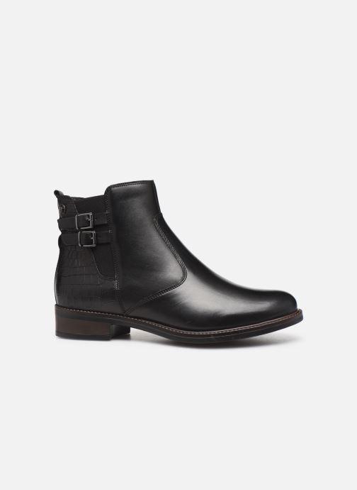 Bottines et boots Tamaris Sali Noir vue derrière