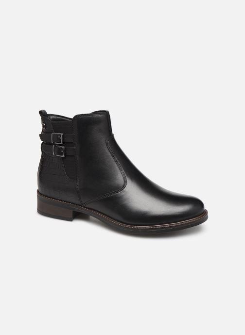 Bottines et boots Tamaris Sali Noir vue détail/paire