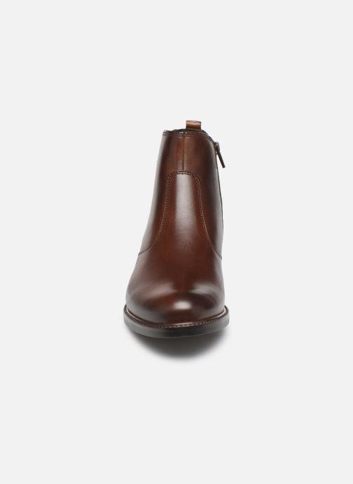Ankelstøvler Tamaris Sali Brun se skoene på